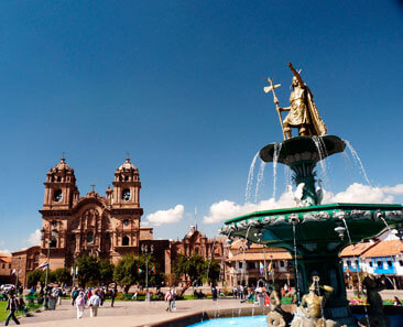About the City of Cusco