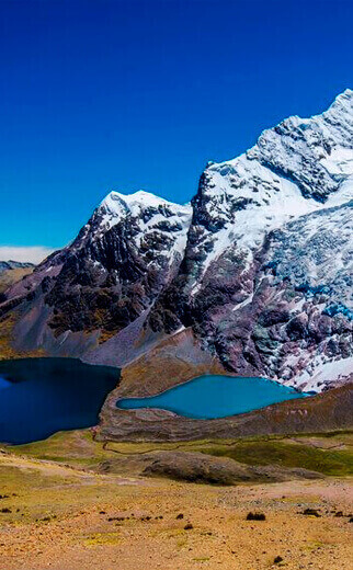 5 Days. Ausangate Trek 5-day & The 7-color Mountain
