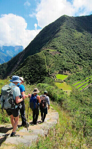 Tour a Choquequirao 4 Días