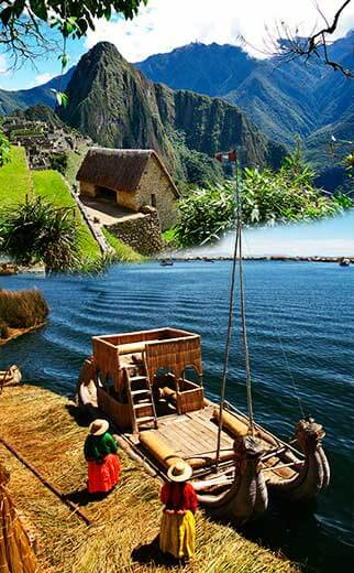 7 Day. Tour to Titicaca Lake & Machu Picchu