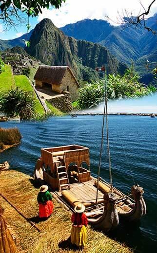 7 Días. Lago Titicaca y Machu Picchu