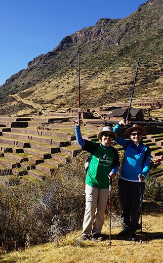 3 Dias Caminhada para Machu Picchu por Huchuy Qosqo