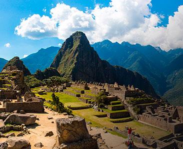 About Machu Picchu