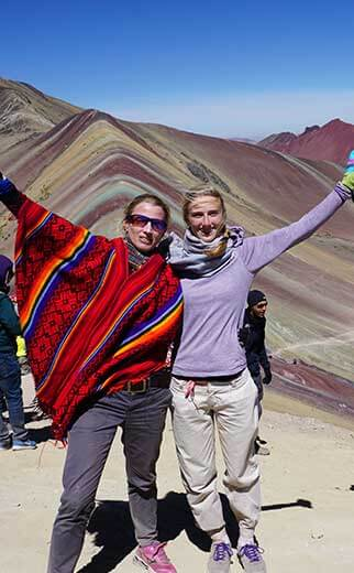 Rainbow Mountain or 7 Colors Mountain – Cusco 1-Day.