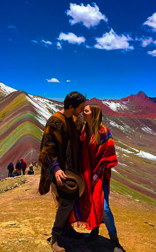 2 Days. Machupicchu + 7 Colors Mountain