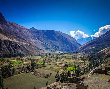 About the Sacred Valley of the Incas