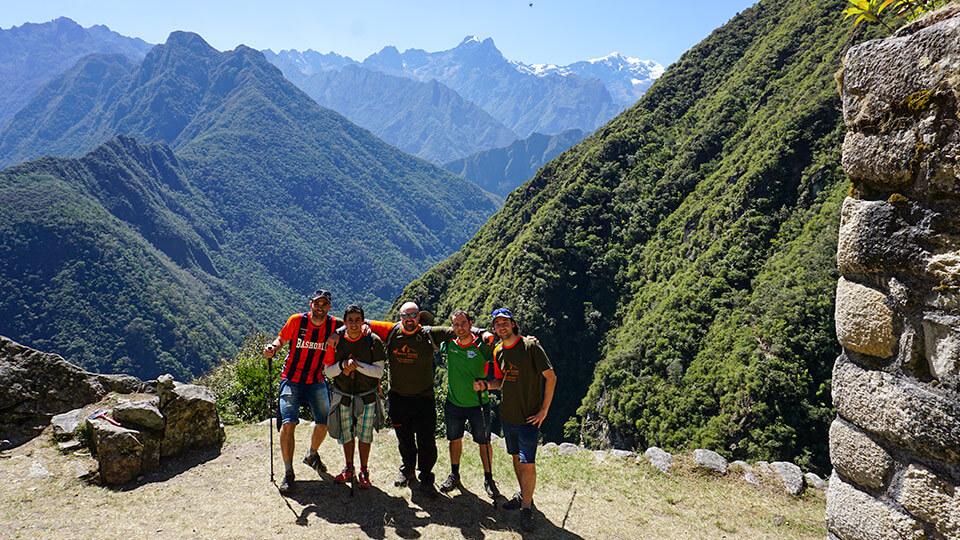 2-Day Short Inca Trail Hike to Machu Picchu – Shared