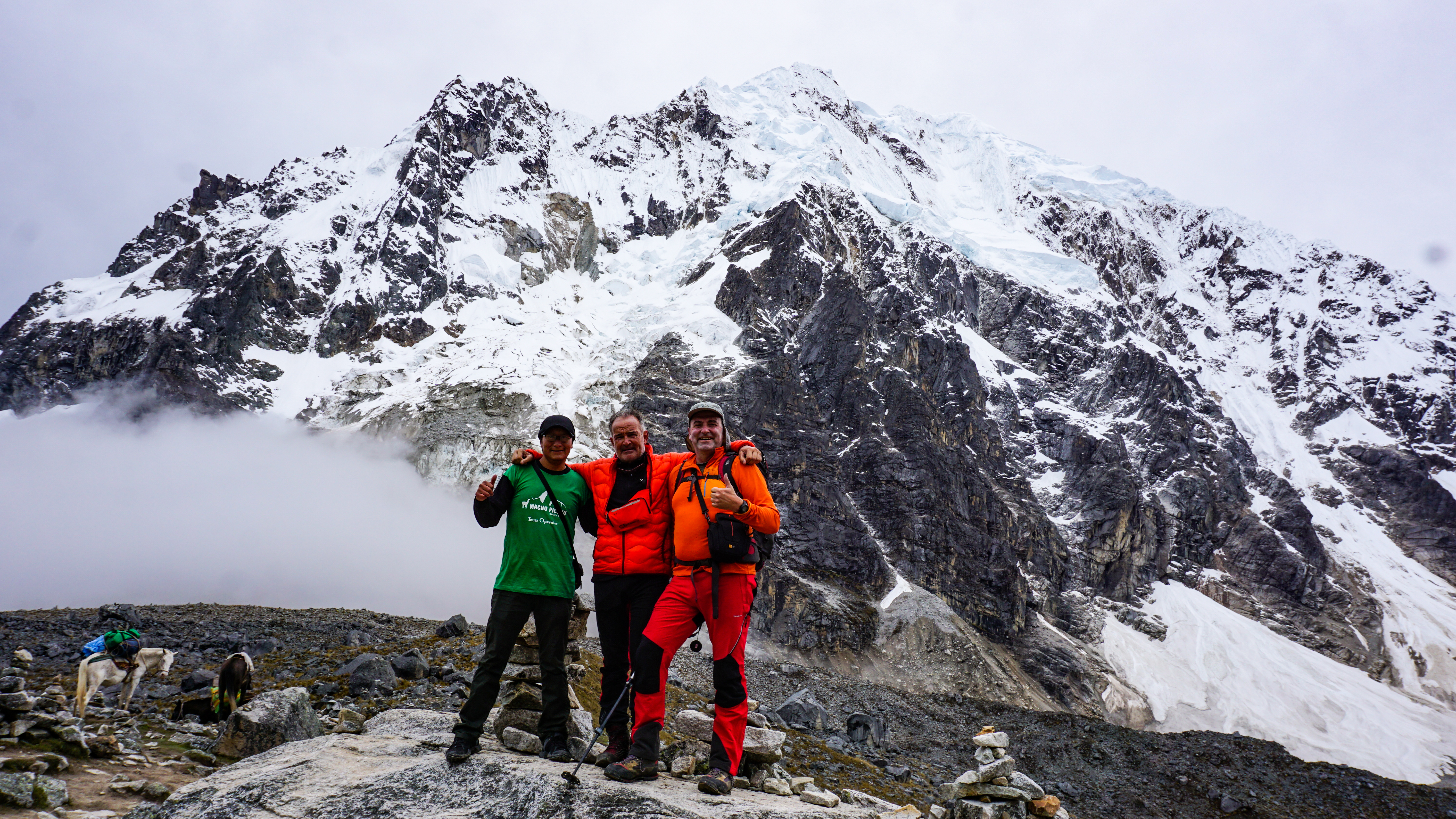 Exclusive Salkantay trek 4-day to Machu Picchu by Llactapata – Private