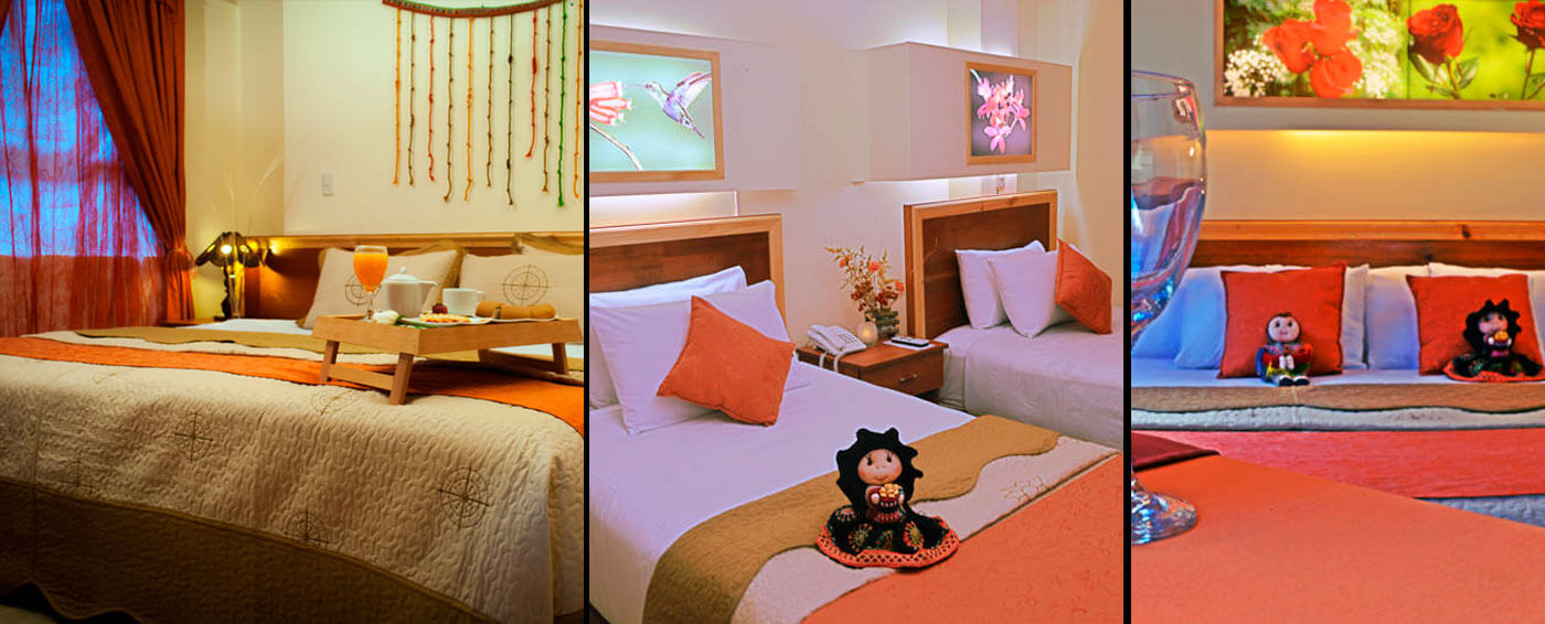 Inka Tower Hotel **