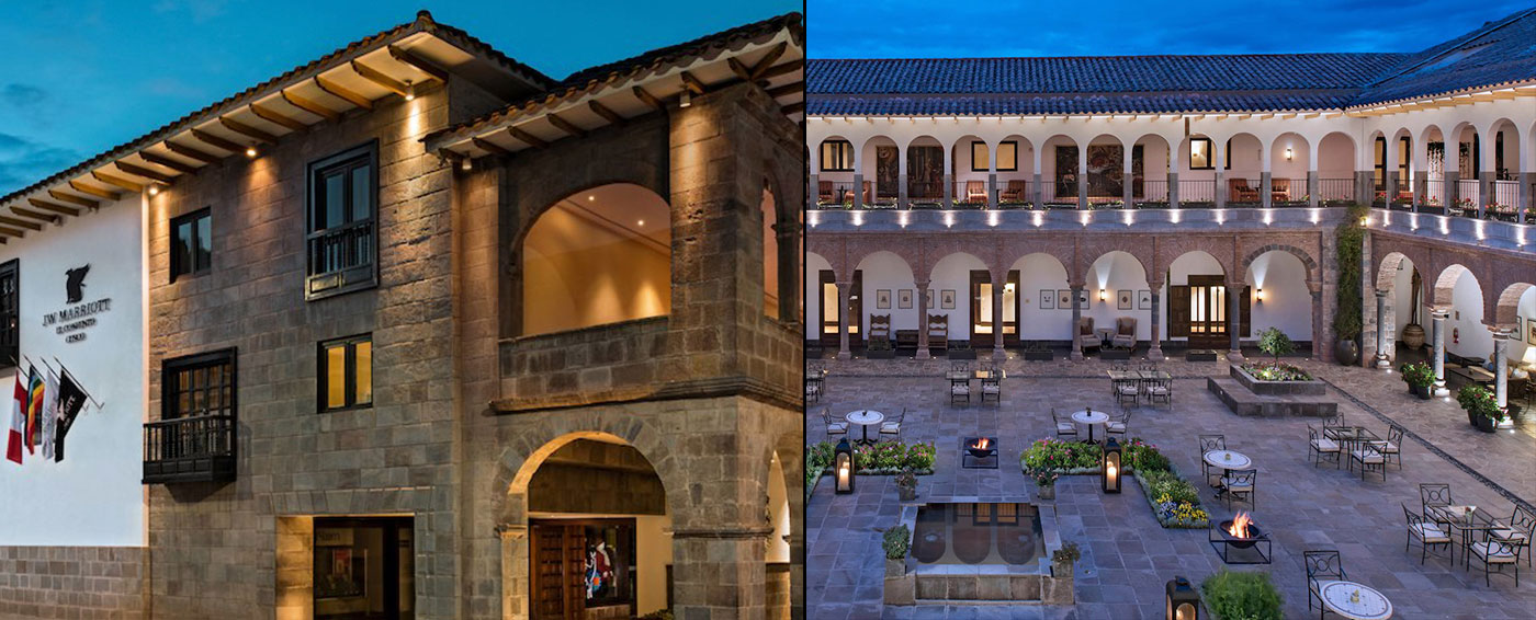 JW Marriott El Convento Cusco *****