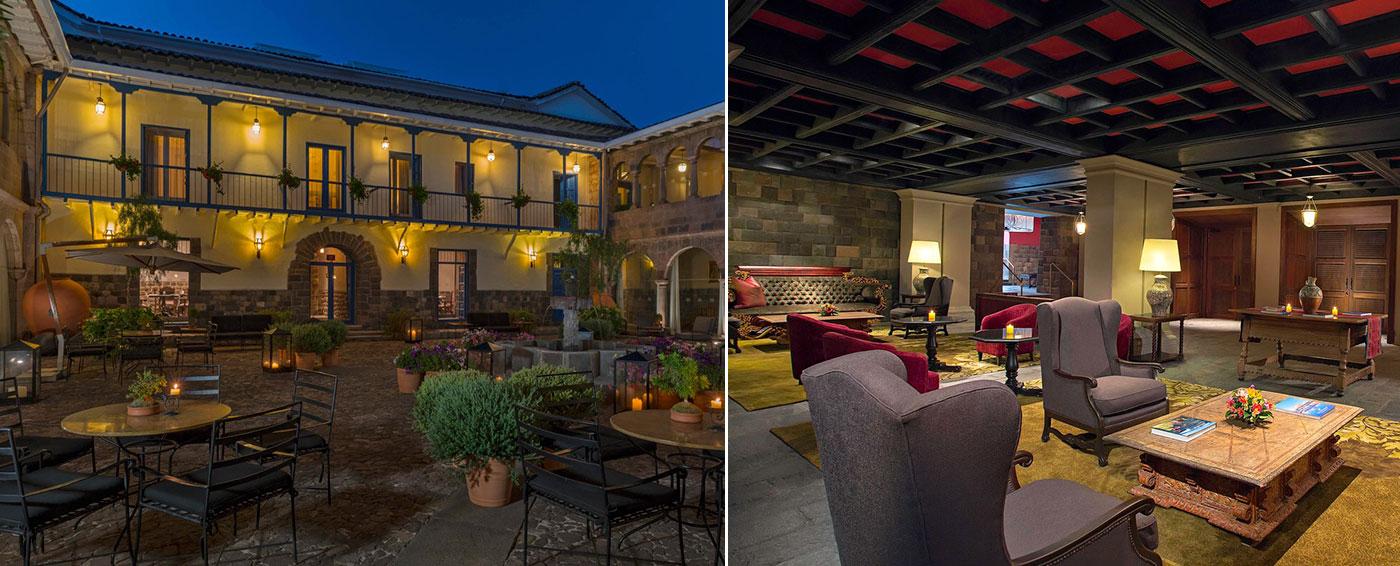 Palacio del Inka – Libertador Hotel *****